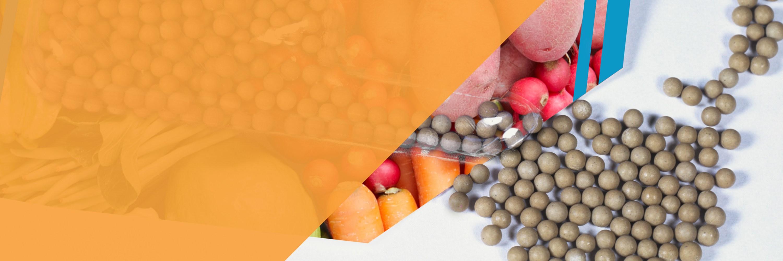 Additieven seed pelleting
