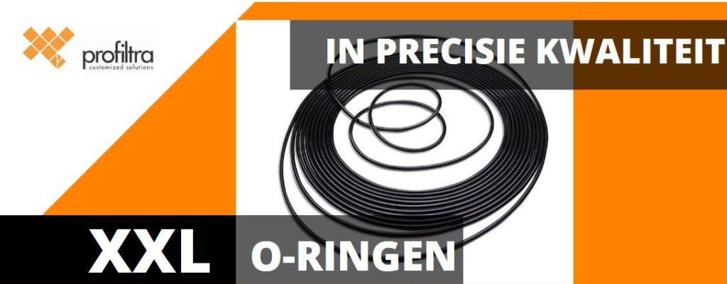 XXL o-ringen